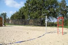 Boisko do piłki siatkowej w Dąbroszynie